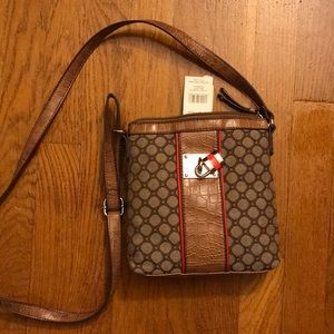 NINE WEST Cross Body Shoulder Bag. New with tags.